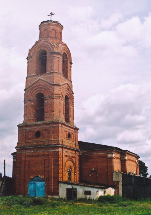 церковь Дмитрия Солунского Муравлянка